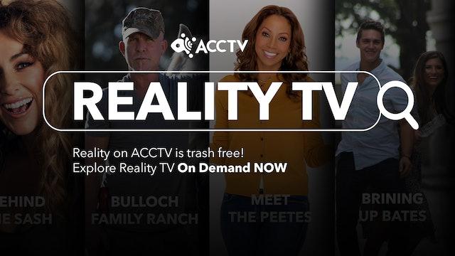 Explore Reality TV