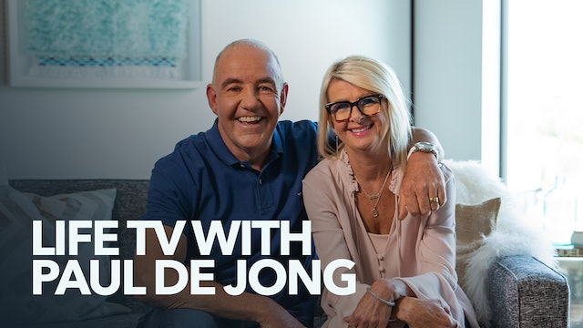 LIFETV with Paul de Jong
