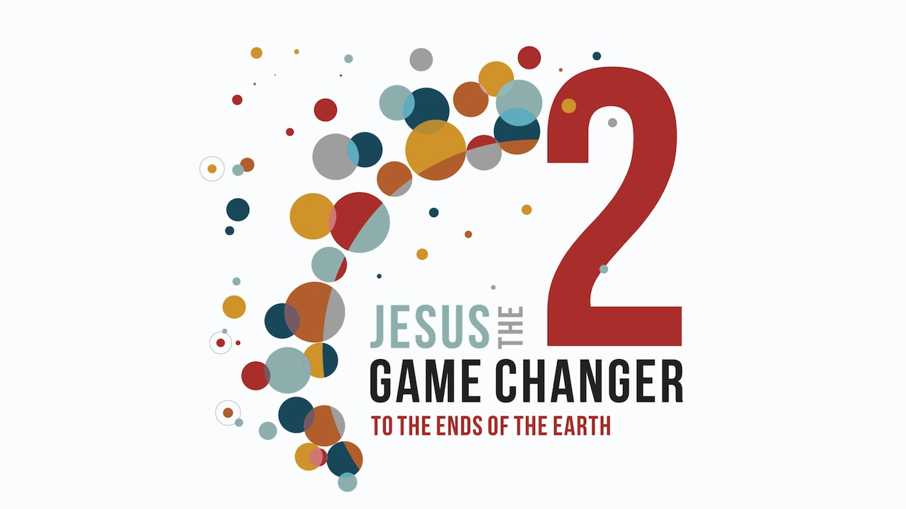 Jesus the Game Changer 2