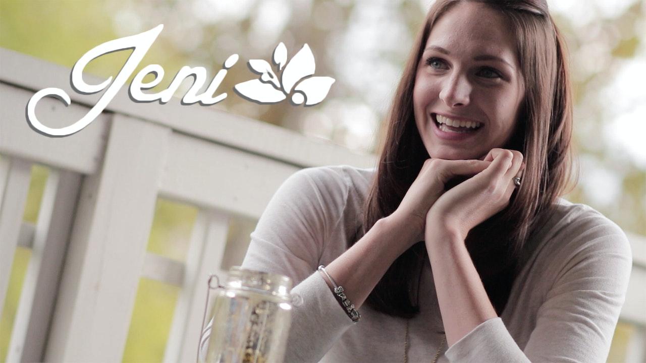 Jeni: Seeking the Extraordinary S1