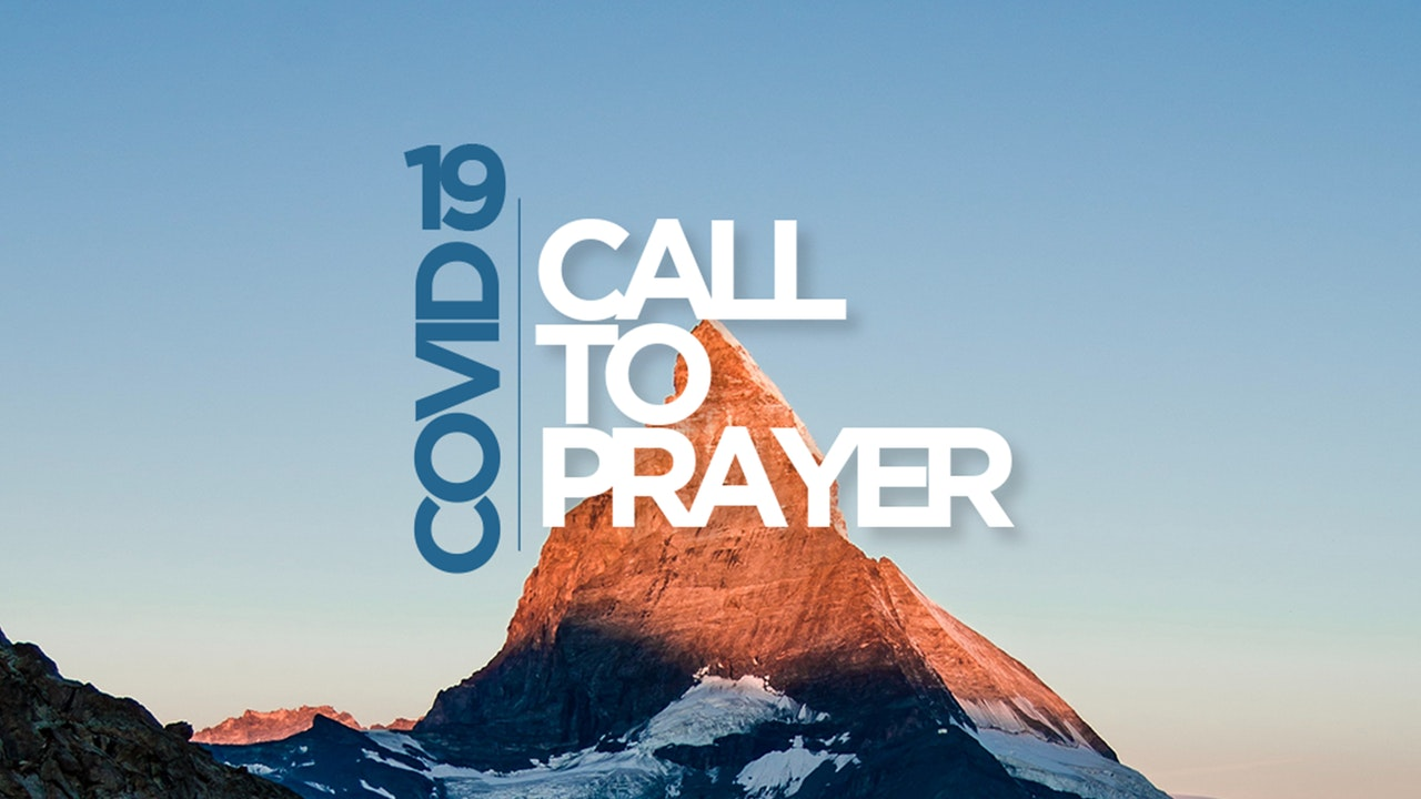 Covid19 Call to Prayer