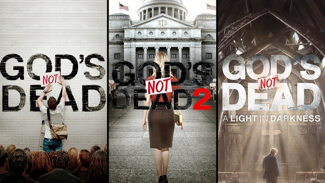 God's Not Dead Trilogy