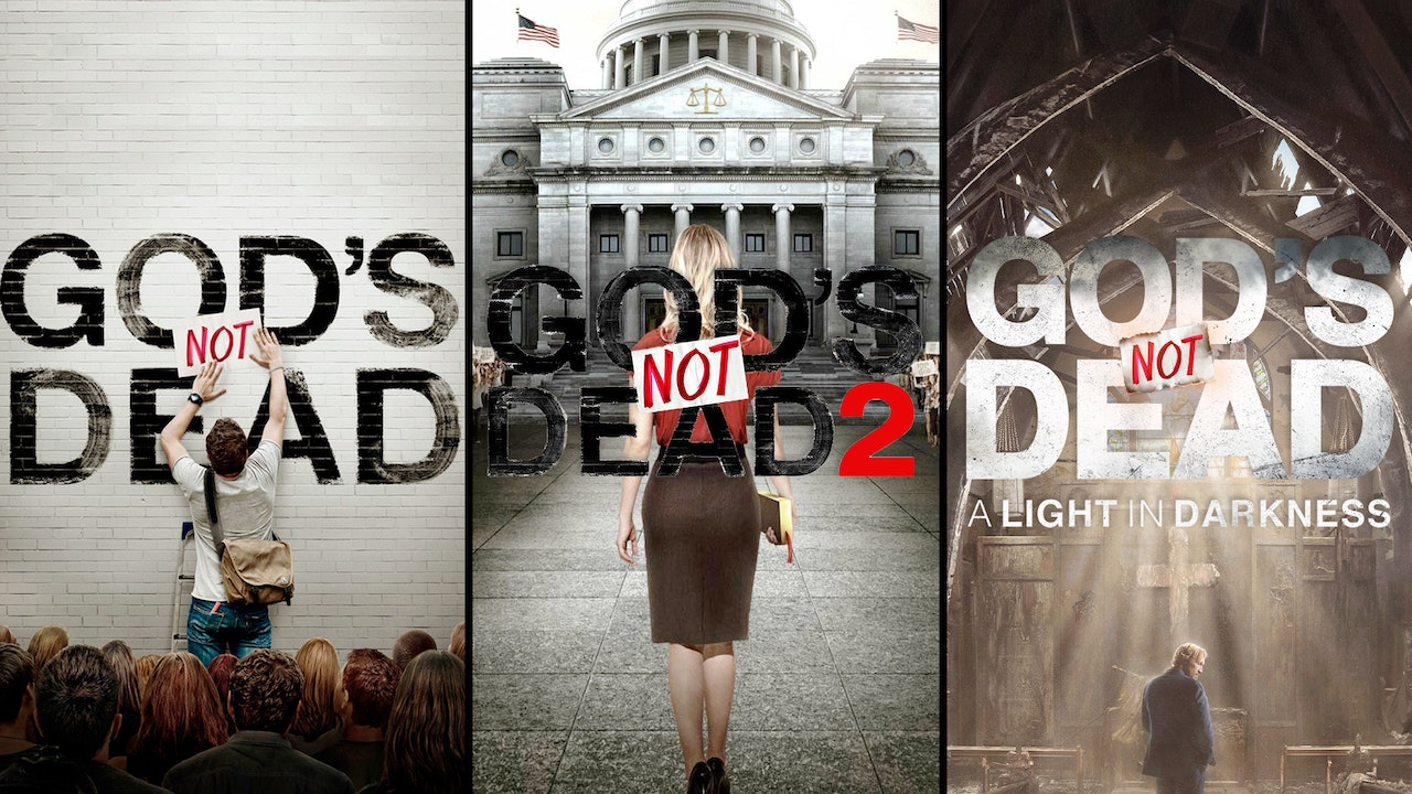God's Not Dead Trilogy