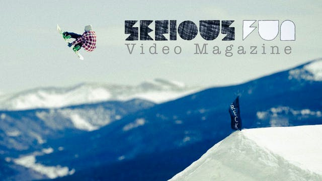 Serious Fun Video Magazine