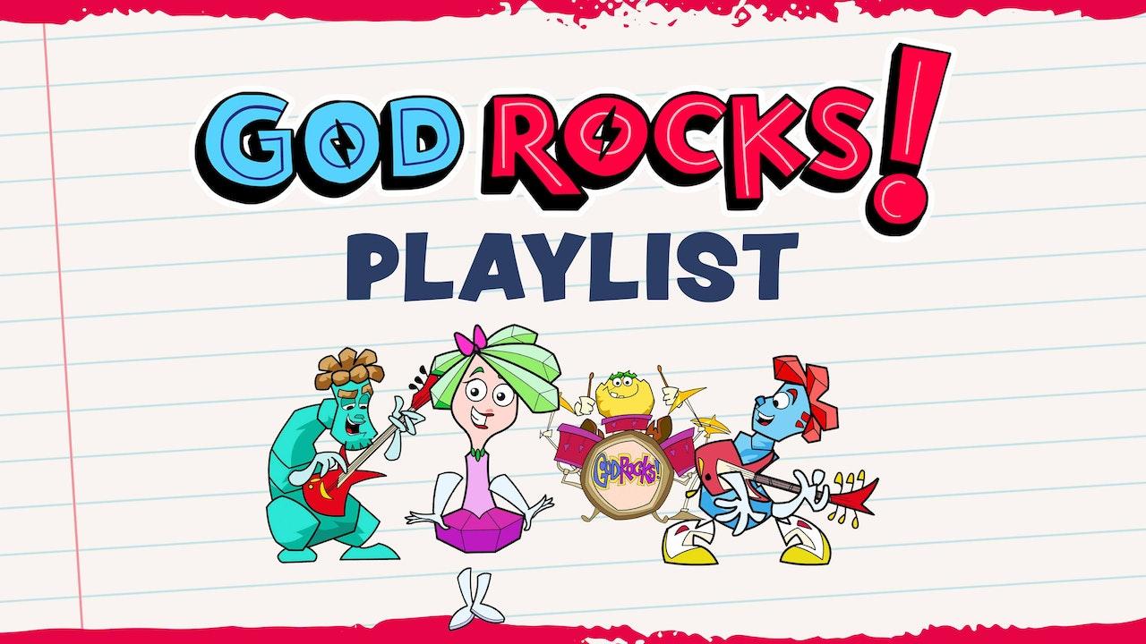 God Rocks! Playlist
