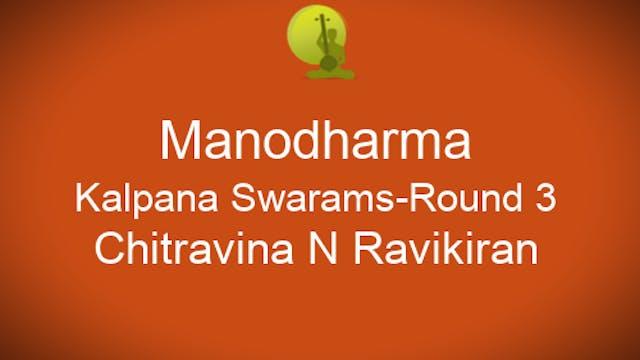 Part 3 - Kalpana Swarams - Short Rou...