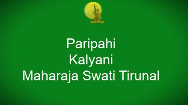 Paripahi - Kalyani - Maharaja Swati T...