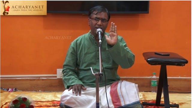 Manavyala – Nalinakanti – Ādi – Thyag...