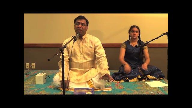 Rama namam bhajare – Madhyamavati – T...