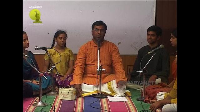 Vanajakshi Ninnekori - Kalyani Ata Tala Varnam