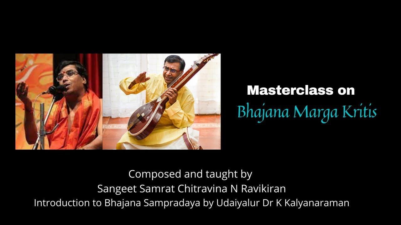 Bhajana Marga Kritis - Part 1