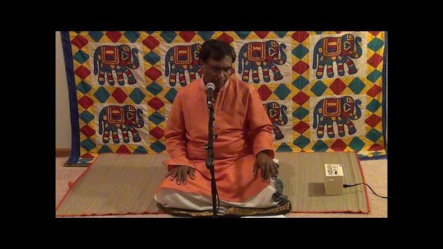 Moha mataladi - Vasanta - Chitravina N Ravikiran