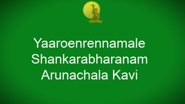 Yaaroenrennamale-Shankarabharanam-Aru...