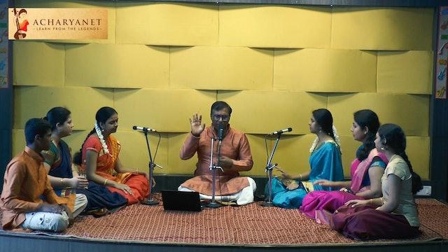 Himachala tanaya – Anandabhairavi – Shyama Sastry