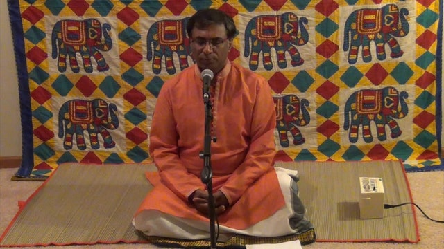 Tillana- Begada-Roopakam-Chitravina Ravikiran
