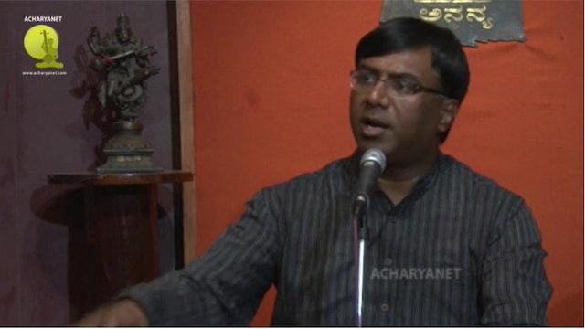 Aganitamahima – Gowla – Oothukkadu Venkata Kavi- Part 1