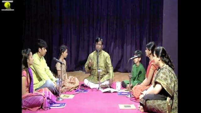 Sarasanayana - Varali - Geetam