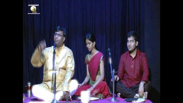 Manasa vrudha – Abhogi – Patnam Subra...