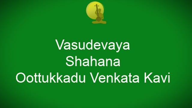 Vasudevaya – Shahana – Oottukkadu Ven...