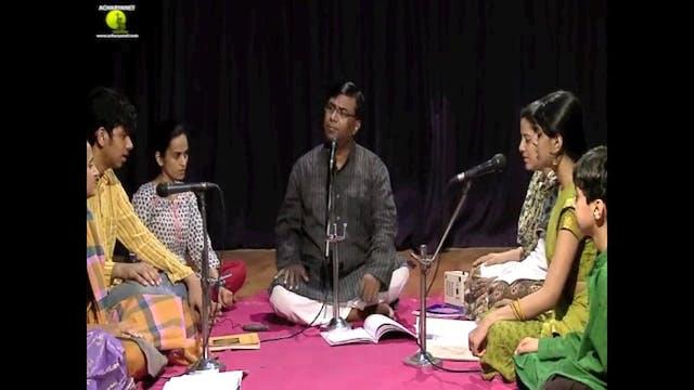 Jalajakshi - Hamsadhwani Varnam