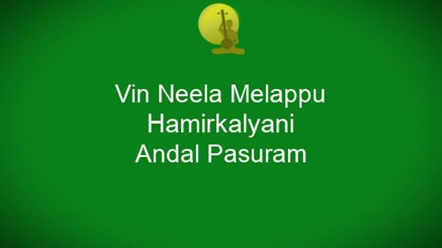 Vin Neela Melappu - Hamirkalyani - An...