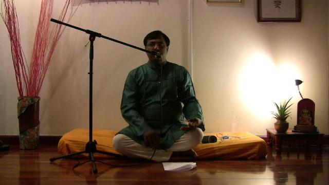 Smaravaram varam- Sindubhairavi – Sadashiva Brahmendra