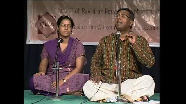 Sarasvati - Begada - Geetam