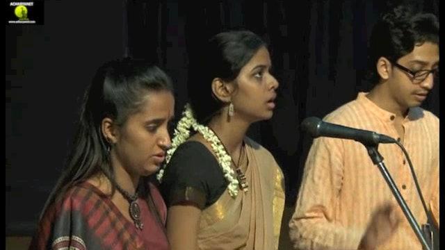 Nammi vachchina – Kalyani – Thyagaraja - Part 2