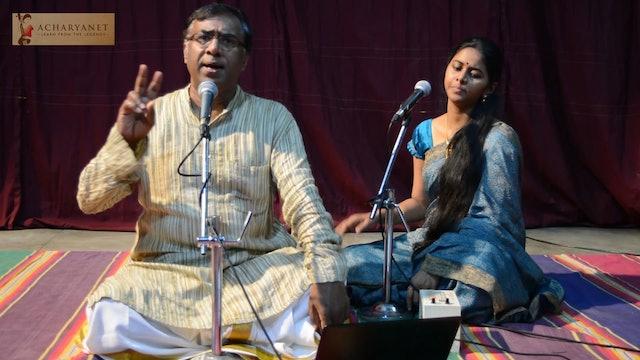 Vadiga gopaluni- Mohanam Padam – Muvvanallur Sabhapati Sivan