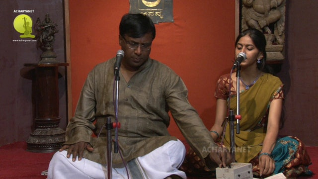 Jatadhara – Todi – Oothukkadu Venkata Kavi - Part 2