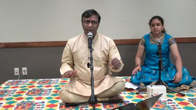 Kamaneeyamaina – Paras Adi Tala Varnam – Chitravina N Ravikiran