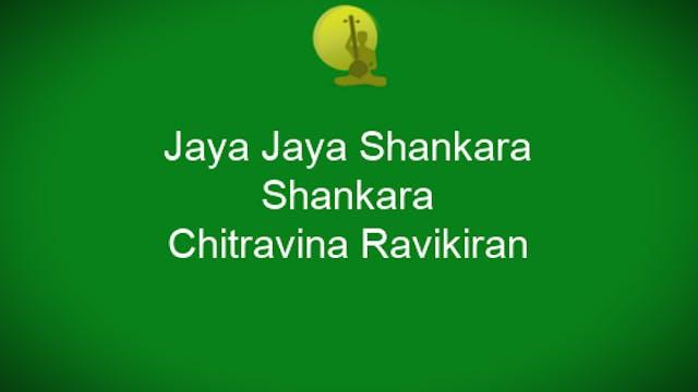 Bhajana Marga Kriti - Jaya jaya shank...
