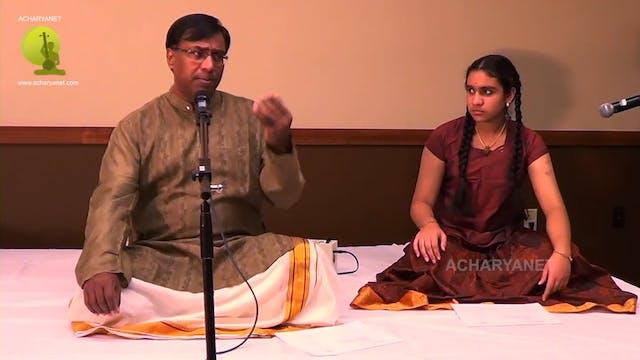 O Rangashayee – Kambhodhi – Tyagaraja...