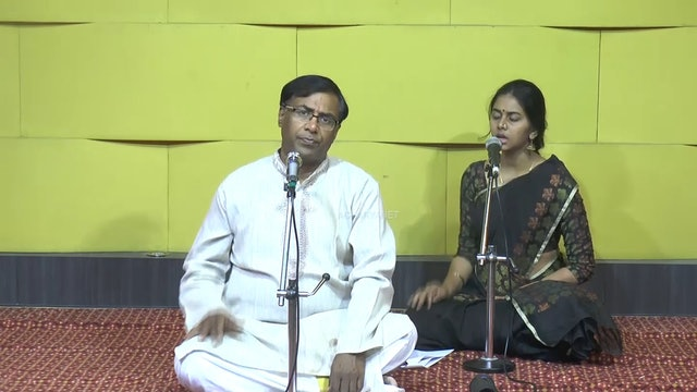 Vachamagocharame – Kaikavashi – Thyagaraja