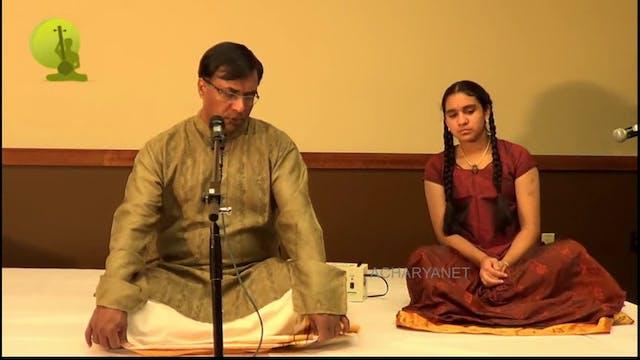 Thillana in Katyayani – Chitravina N ...
