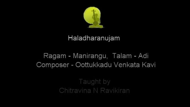Haladharanujam – Manirangu – Oothukka...