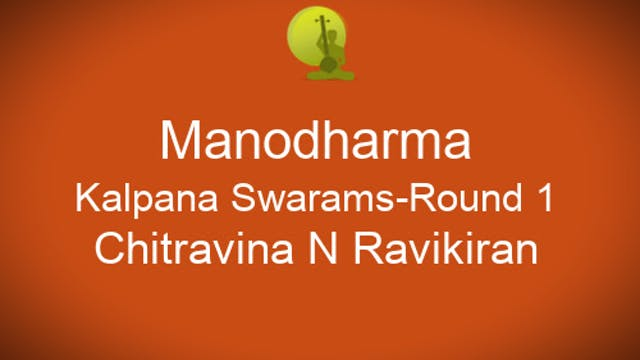 Part 1 - Kalpana Swarams - Basics - ...