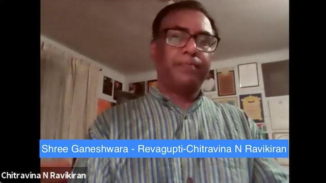Shree Ganeshwara - Revagupti - ChitravinaRavikiran