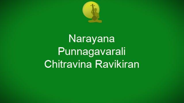 Bhajana Marga Kriti - Narayana - Punn...