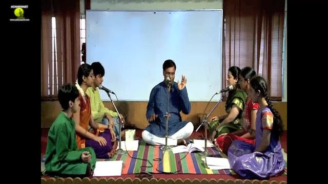 Vanajakshi - Kalyani Adi Tala Varnam