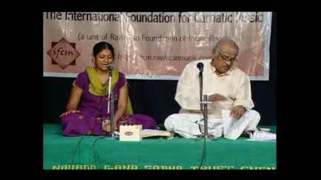 BBharati – Devamanohari – Muthuswamy ...