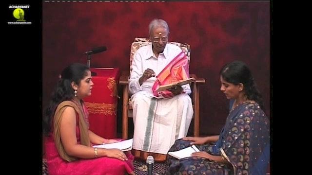 Neenedayalo – Anandabhairavi – Purandaradasa