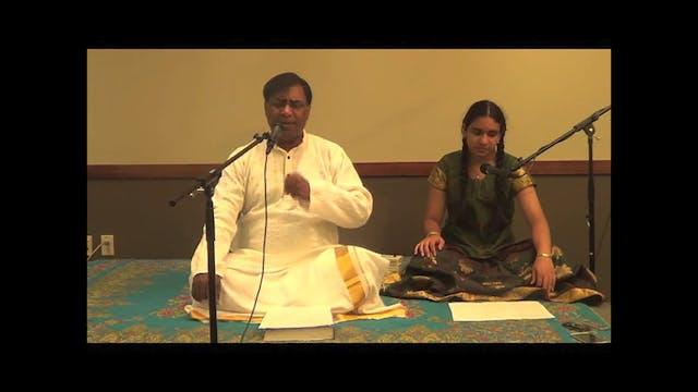 Rara raghuveera – Athana – Thyagaraja