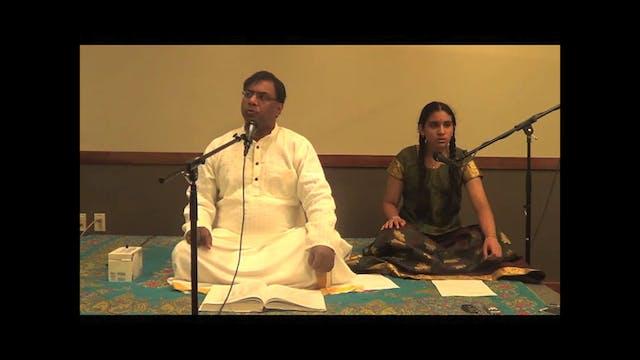 Meluko dayanidhi – Sowrashtram – Thya...