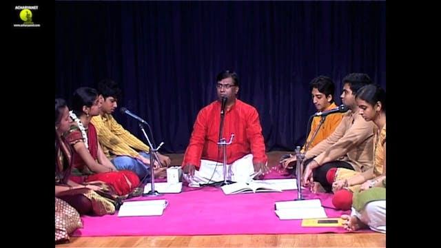 Shreemannarayana – Bowli – Annamacharya
