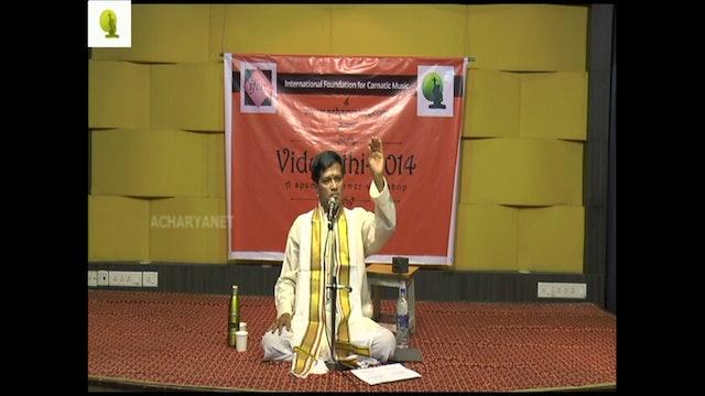 Tondar anju tevaram - Yadukulakambhodhi Thevaram