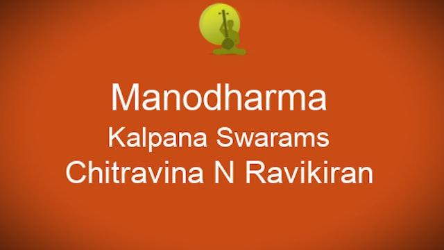 Part 2 - Kalpana Swarams - Short Rounds  - Zoom Session