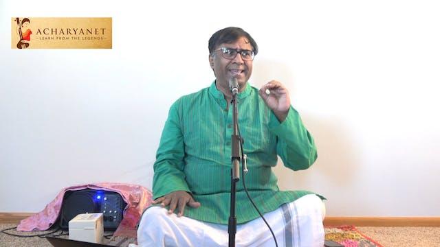 Trilokamata – Paras – Shyama Shastri