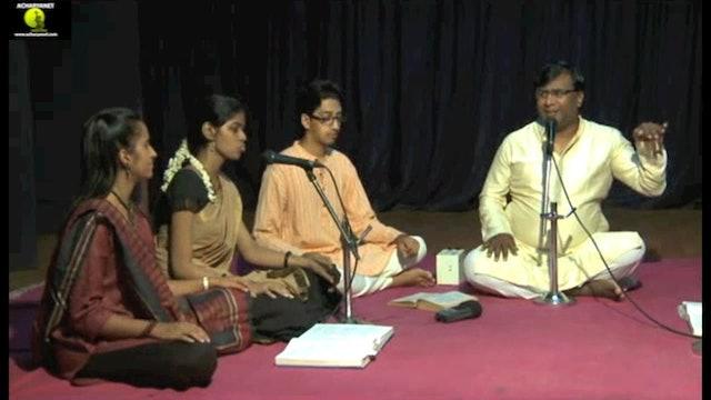 Vinayakuni – Madhyamavati – Tyagaraja - Part 1