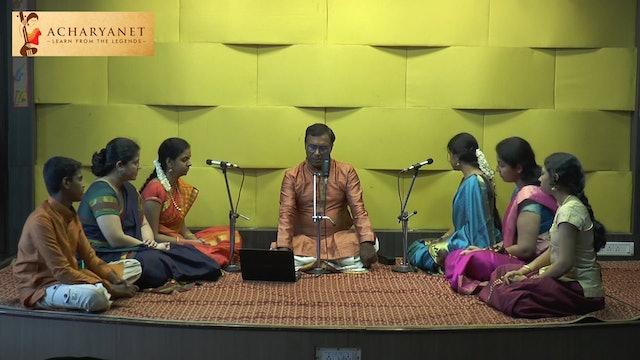 Sarasamukhi – Gowdamalhar – Harikesanallur Muthiah Bhagavatar